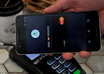 Contactless Payment NFC